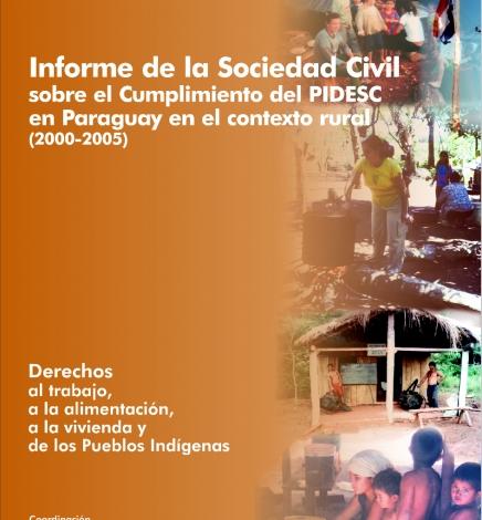 Informe sobre el cumplimiento del PIDESC