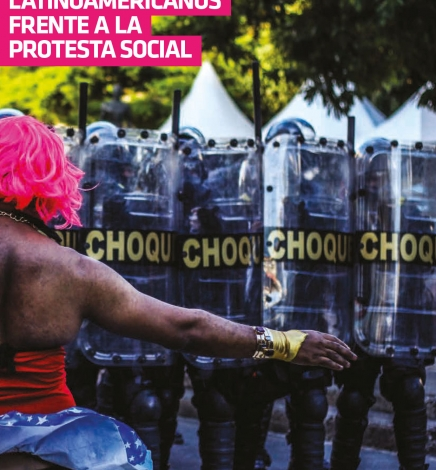 Los Estados latinoamericanos frente a la protesta social