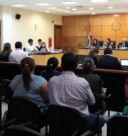 Caso CEI: Declaran tres testigos en el Juicio Oral y Público por el caso de la muerte de dos adolescentes privados de su libertad