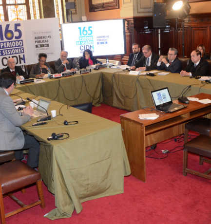 Falta de independencia del Poder Judicial paraguayo fue tema central en Audiencia Pública de la Comisión Interamericana de DDHH