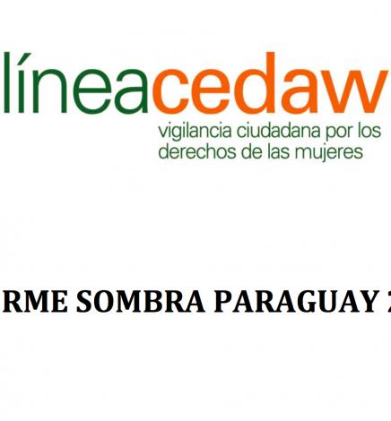INFORME SOMBRA PARAGUAY 2017