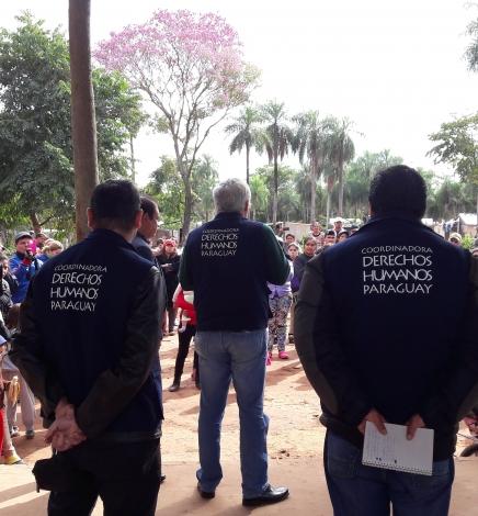 "Asentamiento ""Flor de Itapúa Mi"" en peligro de desalojo"