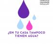 El agua es indispensable para la salud y la vida