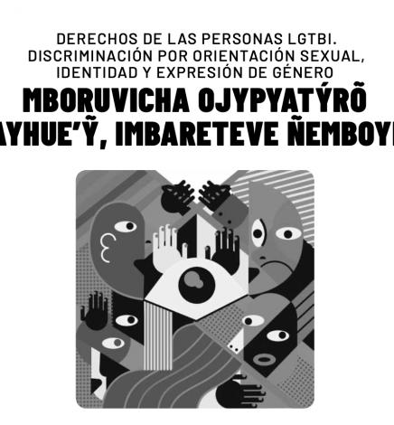 Derechos de las personas lGTBI. Discriminación por orientación sexual, identidad y expresión de género