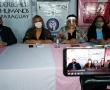 La Codehupy integra una mesa de trabajo interinstitucional organizada por el Ministerio de Salud