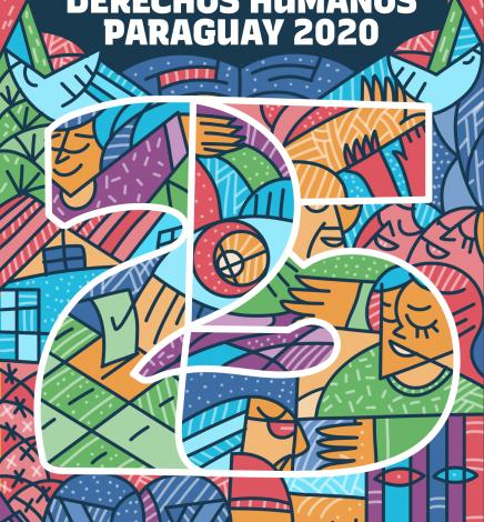Codehupy presentará la vigésimoquinta edición  del Informe Anual sobre la Situación de los Derechos Humanos en Paraguay