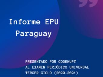 Paraguay será examinado por el Consejo de Derechos Humanos de la ONU