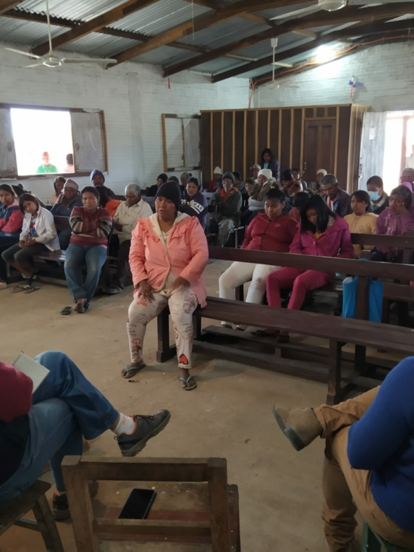 Comunidad indígena clama justicia tras accidente fatal en el marco de cedulación para las municipales