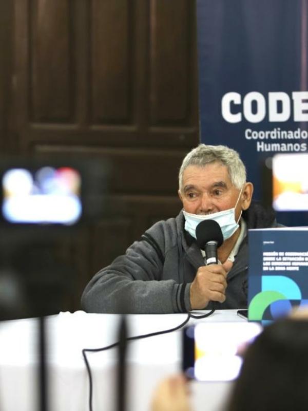 Codehupy presentó un plan de trabajo con distintos sectores de Concepción
